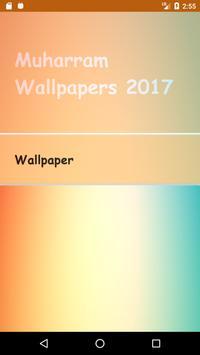 Muharram Wallpapers 2018 poster