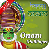 Onam Live Wallpapers & GIF icon