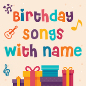 Birthday Songs with Name (Song Maker) icon