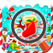 Christmas Hidden Object Game icon