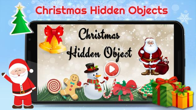 Christmas Hidden Object Game poster