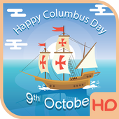 Wallpapers of Columbus Day 2017 icon