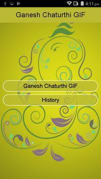Ganesh GIF 2018 poster