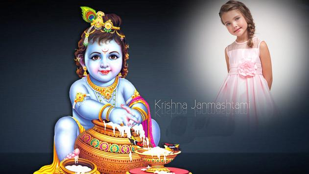 Lord Krishna Photo Frames : Video Status apk screenshot