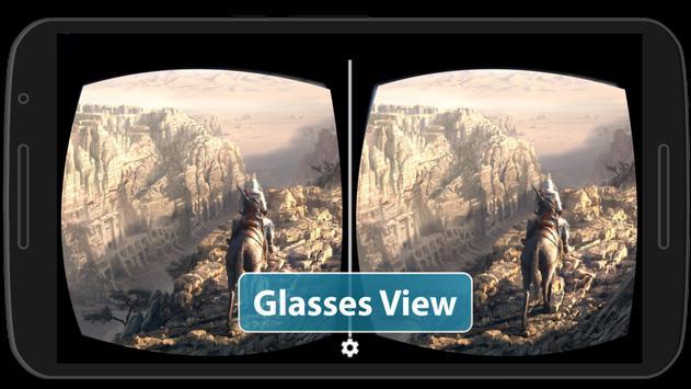 VR Player SBS - 3D Videos Live apk screenshot