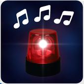 Police Ringtones - Sirens icon