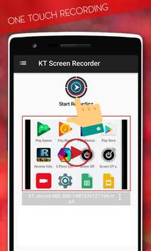 KT Screen Recorder poster