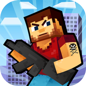 Gang Craft City Wars icon