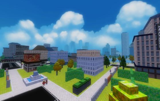 Gang Craft City Wars apk screenshot
