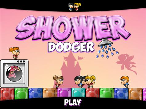 Shower Dodger (featuring YouTube Star Darcee Does) apk screenshot