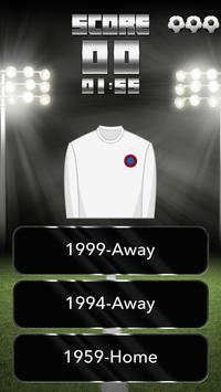Guess The Year - Real Madrid screenshot 3