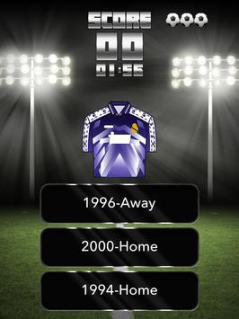 Guess The Year - Real Madrid screenshot 5