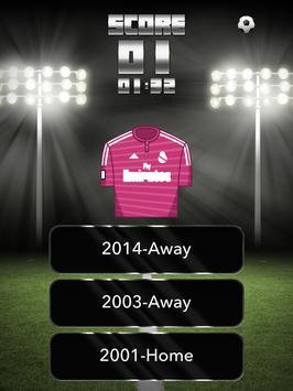 Guess The Year - Real Madrid screenshot 6