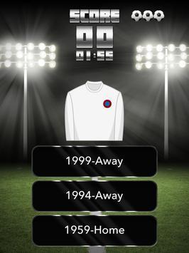 Guess The Year - Real Madrid screenshot 8