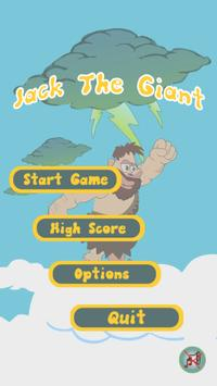 Jack The gaint poster