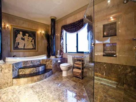 Modern Bathroom Designs screenshot 4