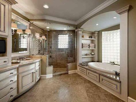 Modern Bathroom Designs screenshot 3