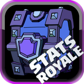 Stats Guide for Royale and Chest Tracker icon