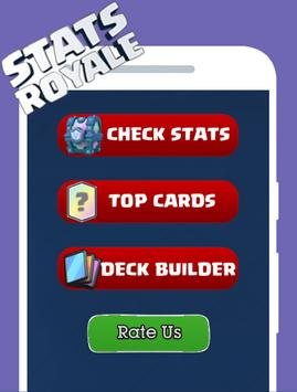 Stats Guide for Royale and Chest Tracker screenshot 1