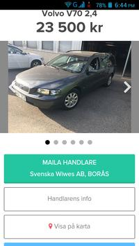 Begagnade Bilar Sverige screenshot 14