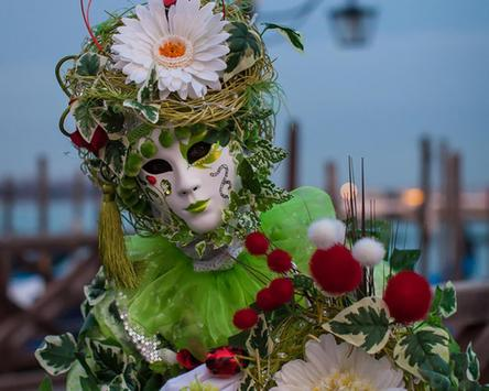 Carnival of Venice Wallpapers apk screenshot