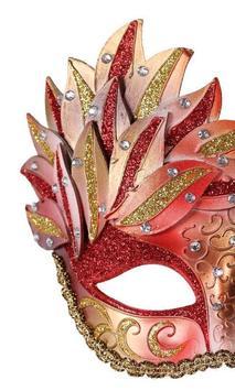 Carnival Masks Wallpapers poster