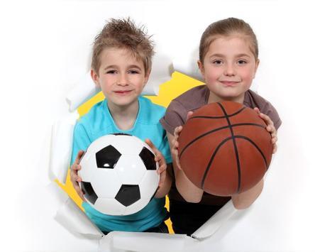 Children Sport Wallpapers screenshot 4
