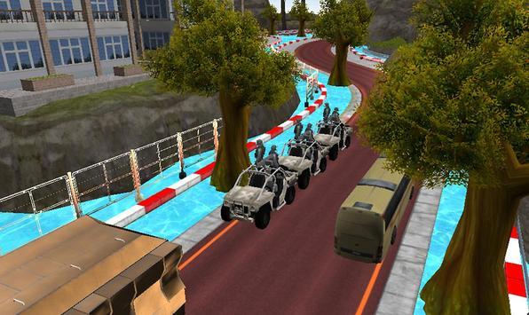 Army Bus Simulator 2018 Game screenshot 4