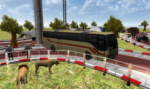 Army Bus Simulator 2018 Game screenshot 5