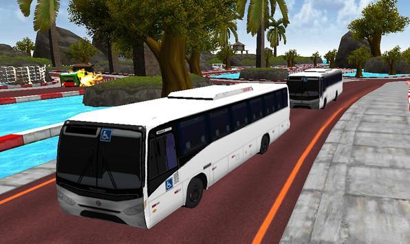 Army Bus Simulator 2018 Game poster