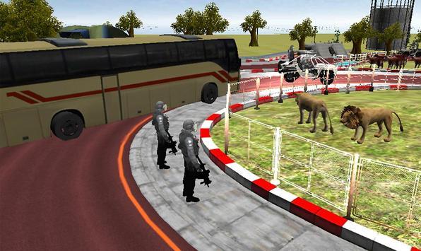 Army Bus Simulator 2018 Game screenshot 13
