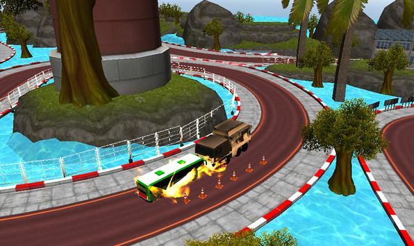 Army Bus Simulator 2018 Game screenshot 2
