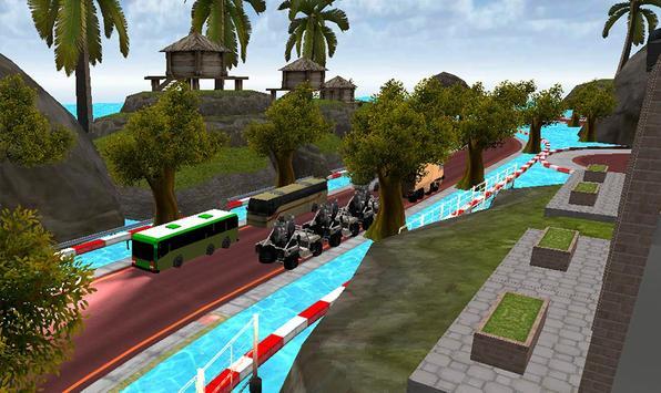 Army Bus Simulator 2018 Game screenshot 3