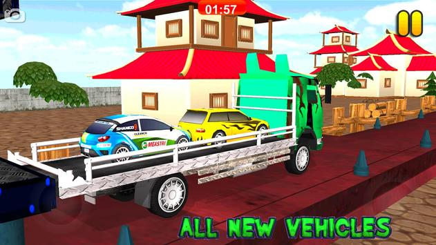 Multi Truck Euro Car Transporter Game 2018 Free For Android Apk