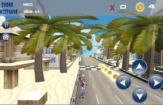 Skateboard games 2017 - Skating Games 3D screenshot 4