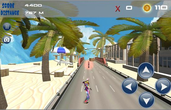 Skateboard games 2017 - Skating Games 3D screenshot 7