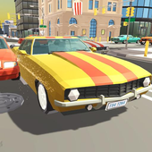Car Racing Games 3D 2017 : Highway Traffic Escape icon