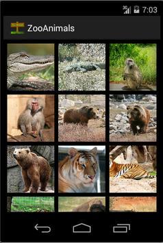 Zoo : Animal Photos & Sounds poster