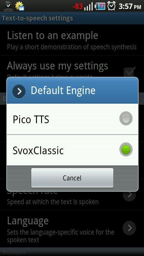 Classic Text To Speech Engine for Android - APK Download