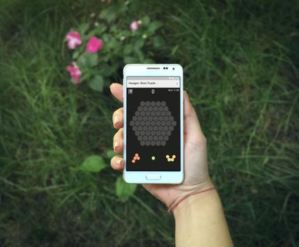 Hexagon: Block Puzzle Games poster