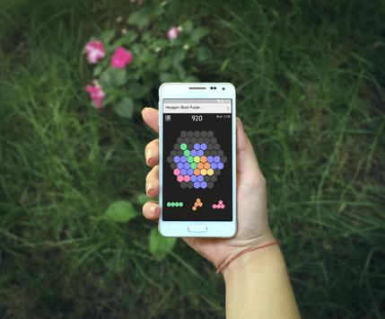 Hexagon: Block Puzzle Games screenshot 1