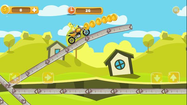 Super SpongeBob Motorcycle screenshot 4