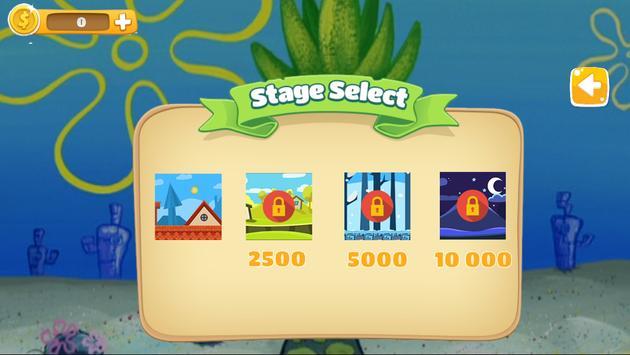 Super SpongeBob Motorcycle screenshot 7