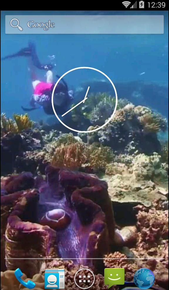 Great Barrier Reef Live Video Wallpapers For Android Apk