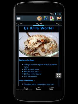 Aneka Resep Es Krim apk screenshot