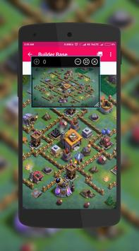 Builder Base COC Layout and Videos 2017 screenshot 4