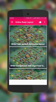 Builder Base COC Layout and Videos 2017 screenshot 5