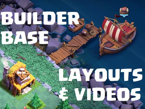 Builder Base COC Layout and Videos 2017 screenshot 7