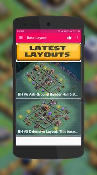 Builder Base COC Layout and Videos 2017 screenshot 1