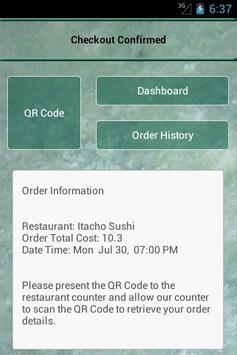 Itacho Sushi screenshot 7